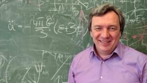 Ομιλία του Καθηγητή Viatcheslav Mukhanov στους φοιτητές και το γενικό κοινό